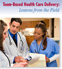 Team-Based Health Care Delivery